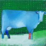 Matson blue cow