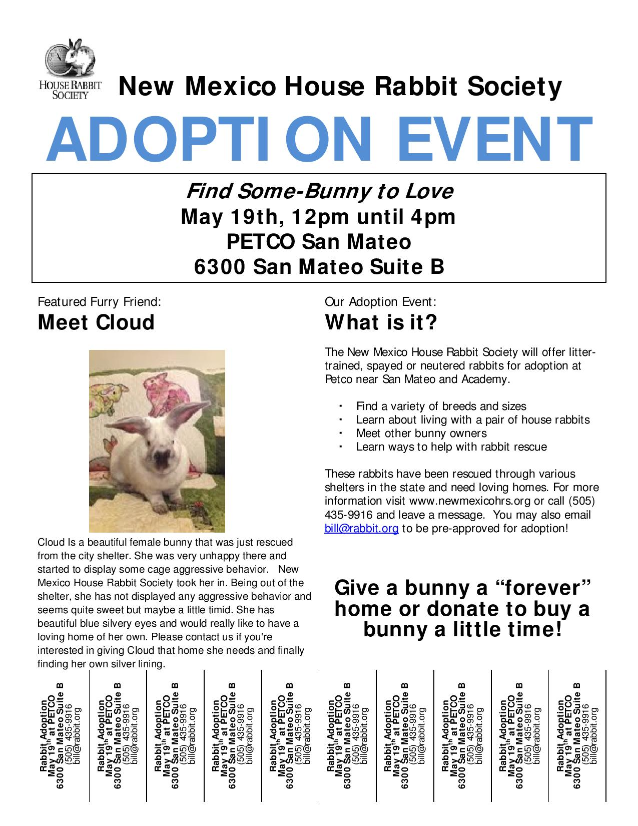 Petco Event Flyer 5-19-13-page-001