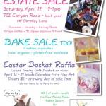 Estate Sale poster