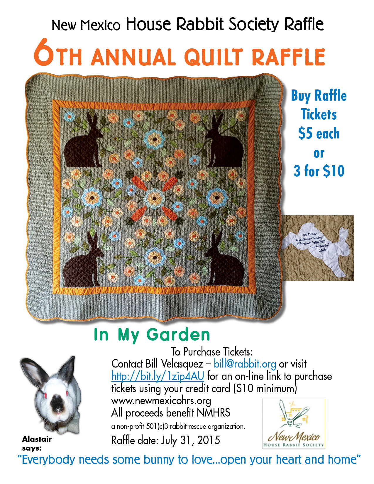 Quilt Raffle-May 2015 final