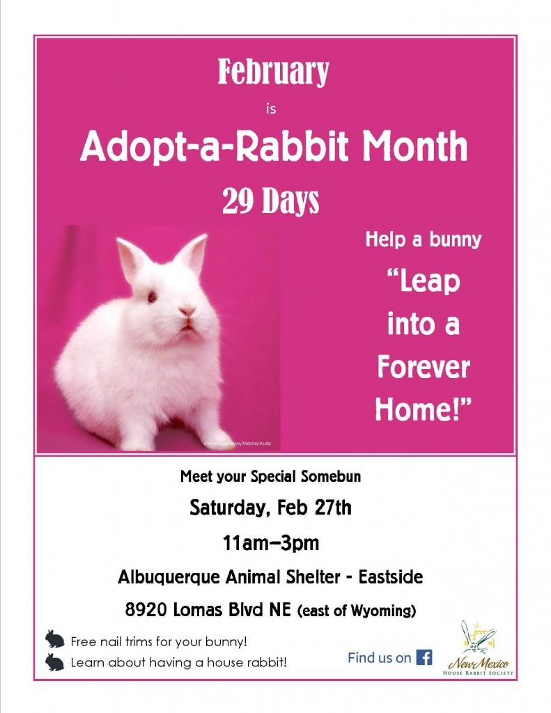 flyer_adopt_a_rabbit_month_85x11